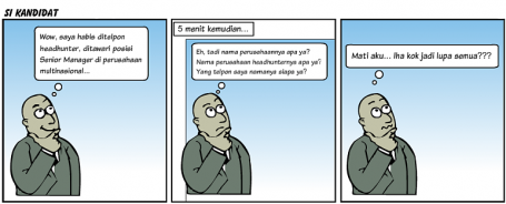 Si Kandidat