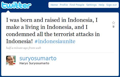 #indonesiaunite